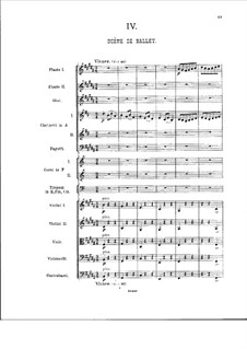 Suite for Orchestra, Op.13: Movement IV by Henryk Pachulski