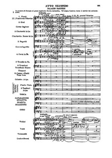 Tosca: Act II by Giacomo Puccini