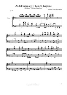Avdukingen av Il Tempo Gigante (Flåklypa/Pinchcliffe): Avdukingen av Il Tempo Gigante (Flåklypa/Pinchcliffe) by Bent Fabricius-Bjerre
