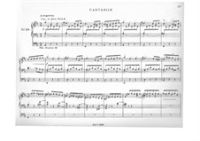 Short and Very Easy Trios: No.28 Cantabile by Jacques-Nicolas Lemmens