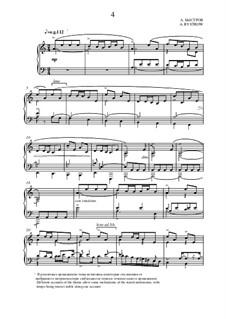 Mysteries, Volume II: Piece No.4 by Alexander Bystrov