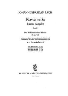 Selected Pieces: Nos.1-12 by Johann Sebastian Bach