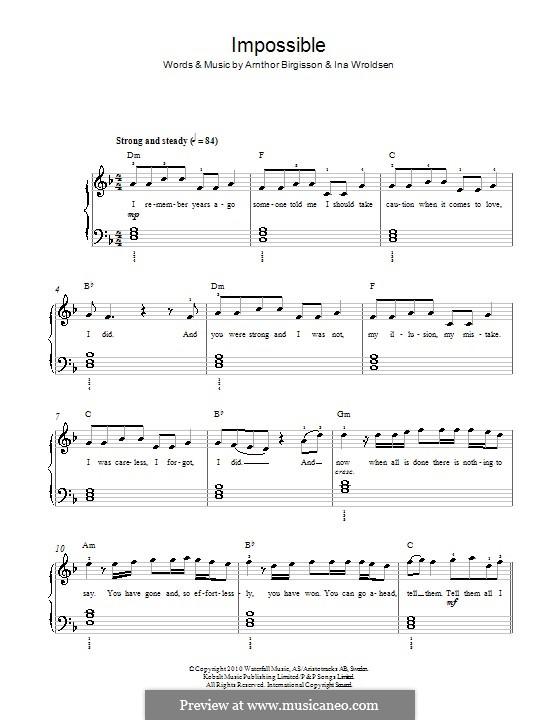 impossible shontelle violin sheet music - Solid.graphikworks.co