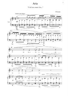 Volume II: O del mio amato ben (F Major) by Stefano Donaudy