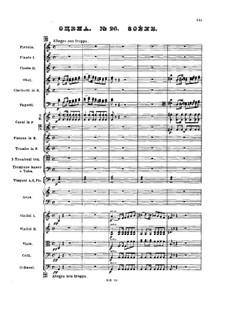 No.26 Scène: No.26 Scène by Pyotr Tchaikovsky