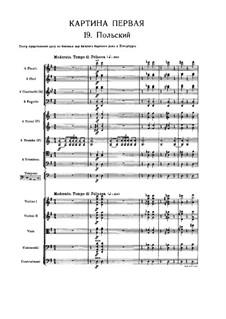 Complete Opera: Act III by Pyotr Tchaikovsky