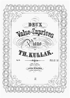 Valse-Caprice, Op.99 No.2: For piano by Theodor Kullak