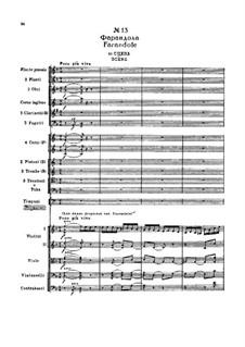 Fragments: Act II, No.13 Farandole by Pyotr Tchaikovsky