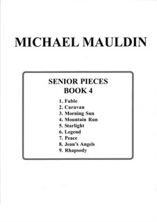 Senior Pieces: Written for My Students at Their High School Graduation: Book 4 by Michael Mauldin