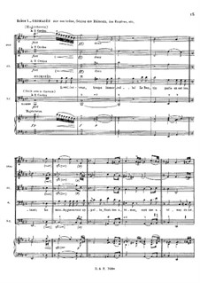 Zaïs, RCT 60: Prologue by Jean-Philippe Rameau