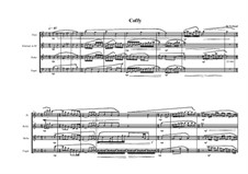 3 Quartets for Flute, Clarinet, Oboe and Bassoon: Quartet No.1, MVWV 370 by Maurice Verheul