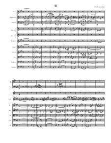 Concerto for arpeggione and orchestra: Movement III. Larghetto by Dov Rosenschein
