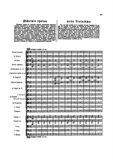 The Golden Cockerel. Opera: Act III by Nikolai Rimsky-Korsakov