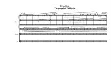 Oratorium No.2, Gospel of Philip: No.1a, MVWV 517 by Maurice Verheul