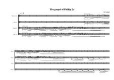Oratorium No.2, Gospel of Philip: No.2c, MVWV 518 by Maurice Verheul