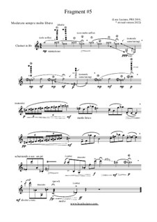 Fragment No.5: Fragment No.5 by Luca Luciano
