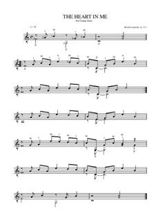The Heart In Me, Op.313: The Heart In Me by Berndt Leopolder