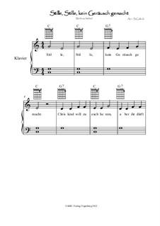 Stille, Stille kein Geräusch gemacht: Stille, Stille kein Geräusch gemacht, Op.1 by folklore