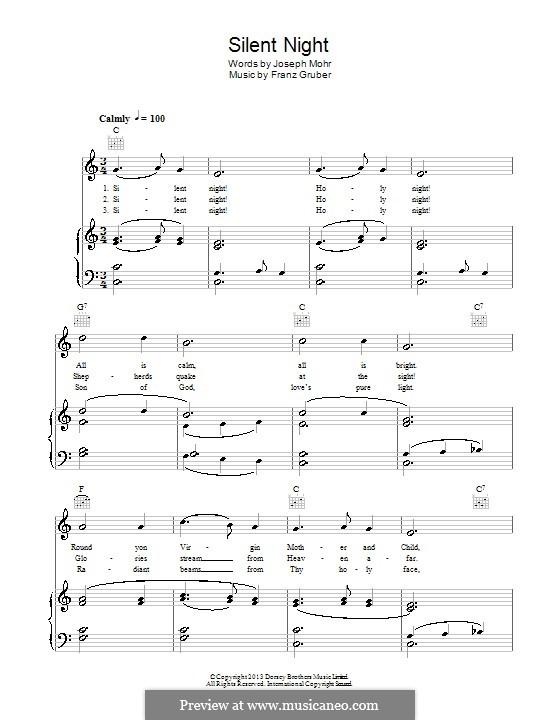 Christmas Carols Sheet Music.The Sheet Music Direct Christmas Carol Collection I 5 Songs