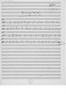 Berceuse pour Mariette for Cello: Berceuse pour Mariette for Cello by Ernst Levy