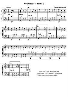 Vira Classico -  Minho V: Vira Classico -  Minho V by folklore