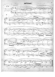 Cinquante pièces d'orgue, Op.24: No.6-10 by Edouard Batiste