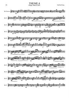 Heft I: Theme 4 by Stafford King