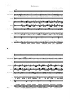 Drifting Away, Op.175: For quartet by JHFP