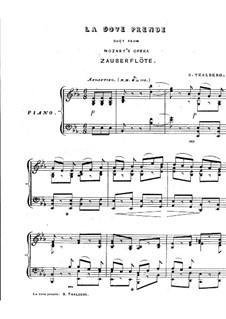 Bei Männern welche Liebe fühlen: For piano by Wolfgang Amadeus Mozart