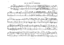 Act I. Duet of Venus and Tannhauser: Arrangement for piano four hands by Richard Wagner