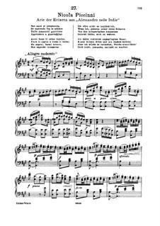 Non sarei si sventurata (Soprano): Non sarei si sventurata (Soprano) by Nicola Piccini