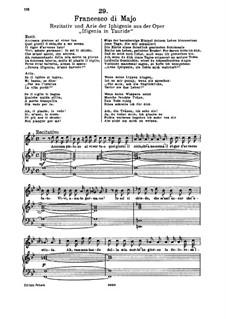 Accresca pietoso.... Se il labbro si lagna (Soprano): Accresca pietoso.... Se il labbro si lagna (Soprano) by Gian Francesco de Majo