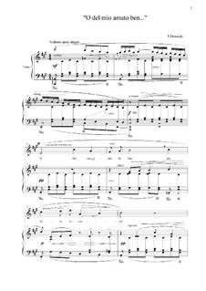Volume II: O del mio amato ben... by Stefano Donaudy