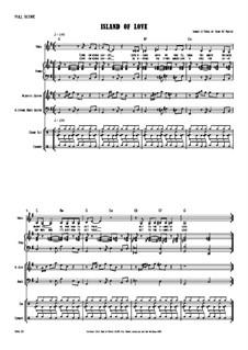Island of Love, Op.65: Island of Love by JHFP
