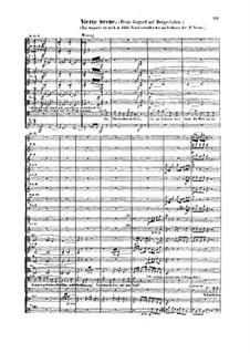 The Rhine Gold, WWV 86a: Scene IV by Richard Wagner