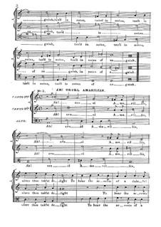 English Madrigals II: No.3-8 by John Wilbye