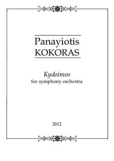 Kydoimos: Kydoimos by Panayiotis Kokoras