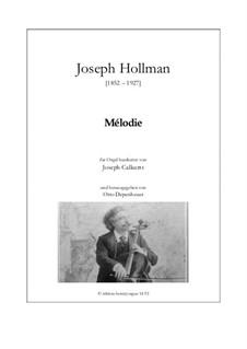 Mélodie: Mélodie by Joseph Hollman