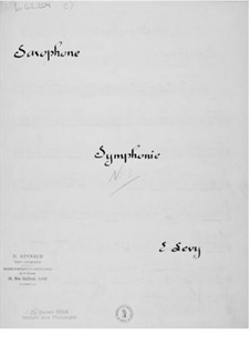 Symphony No.3: Parts by Ernst Levy