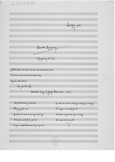 Symphony No.12 'Chamber Symphony': Full score by Ernst Levy