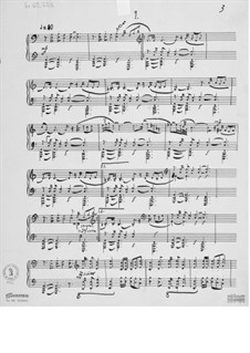 Piece for Piano No.7: Piece for Piano No.7 by Ernst Levy
