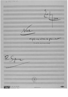 Noël: Noël by Ernst Levy