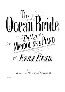The Ocean Bride: The Ocean Bride by Ezra Read