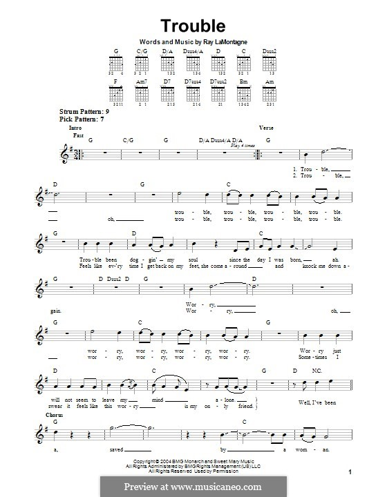Nice Ray Lamontagne Chords Composition - Chord Sites - creation ...