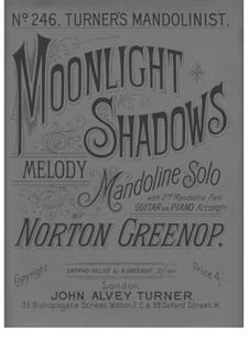 Moonlight Shadows: Moonlight Shadows by Norton Greenop