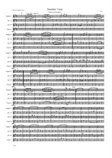 Sonatine 1: Sonatine 1 by Friedrich Gross