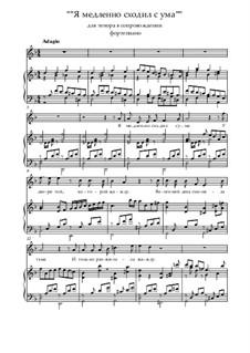 Я медленно сходил с ума, Op.1: Я медленно сходил с ума by Aleksandr Vladimirov