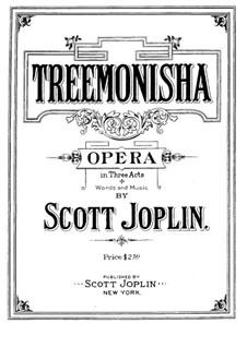 Treemonisha: No.1 Overture by Scott Joplin