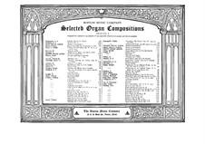 Christi Død og Opstandelse (Death and Resurrection), Op.54: Complete set by Otto Malling
