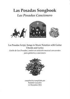 Las Posadas Songbook: Las Posadas Cancionero: Las Posadas Songbook: Las Posadas Cancionero by folklore